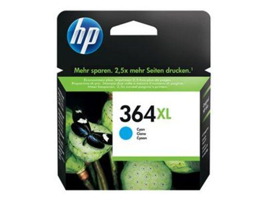 """Inkjet cart.pro """"Photosmart C5380, C6380, D5460"""" tiskárny, HP """"Nr.364xl"""" Cyan, 750 stran"""