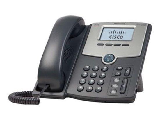 Cisco SPA502G - IP telefon, 1 linka, PoE, LCD displej, SPA502G