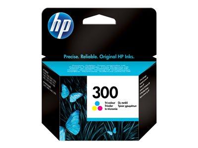 """Inkjet cart.pro """"DeskJet D2560, F4224, F4280"""" tiskárny, HP """"Nr.300"""" Barevná, 165 stran"""