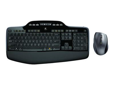Logitech Wireless Desktop MK710 920-002440, 920-002440