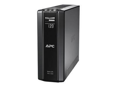 Back-UPS Pro 1500VA Power saving (865W) české zásuvky, BR1500G-FR
