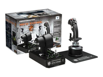 Thrustmaster Joystick HOTAS WARTHOG pro PC