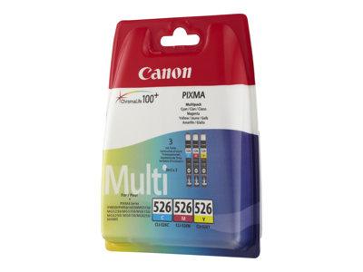 Canon CLI-526CMY - originální, 4541B009