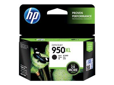 HP 950XL černá inkoustová kazeta, CN045AE, CN045AE