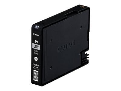 Levně Canon PGI-29 LGY, světle šedá, 4872B001
