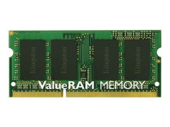 Kingston Value SODIMM DDR3 8GB 1333MHz CL9 KVR1333D3S9/8G