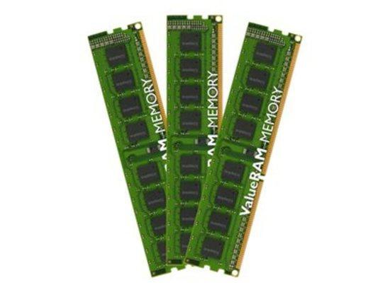 Kingston Value DDR3 24GB 1333MHz CL9 (3x8GB) KVR13N9K3/24