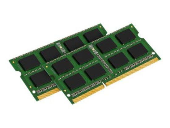 Kingston Value SODIMM DDR3 16GB (2x8GB) 1333MHz CL9 KVR13S9K2/16