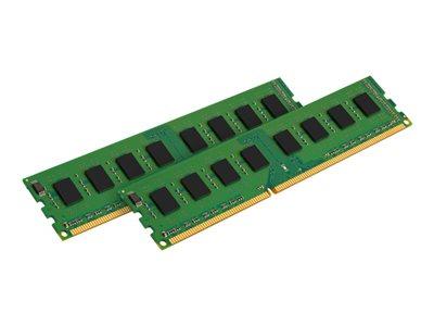 Kingston DDR3 8GB 1600MHz Kit KVR16N11S8K2/8