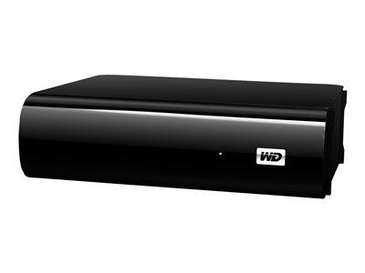 HDD My Book AV-TV 1TB USB 3.0, WDBGLG0010HBK-EESN