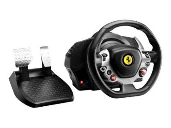 Thrustmaster Sada volantu a pedálů TX Ferrari 458 Italia Edition pro Xbox One, One X,S a PC