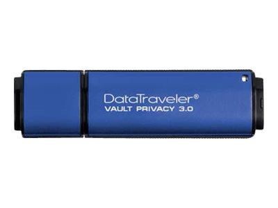 Kingston DataTraveler Vault Privacy 3.0 8GB DTVP30/8GB, DTVP30/8GB