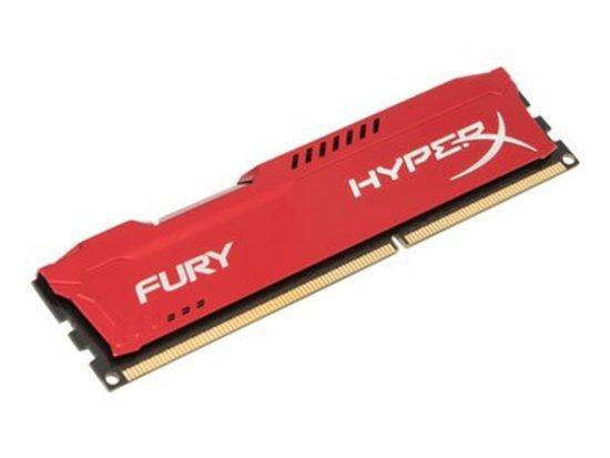 Kingston DDR3 8GB 1600MHz CL10 HX316C10FR/8, HX316C10FR/8