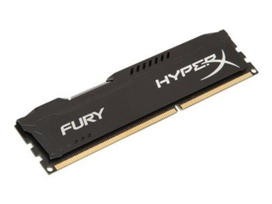 Kingston HyperX Fury Black DDR3 4GB 1333MHz CL9 HX313C9FB/4