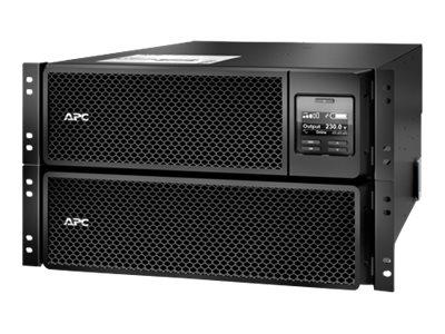 APC Smart-UPS SRT 8000VA (8 kW) 230V Rack Mount, 6U, SRT8KRMXLI