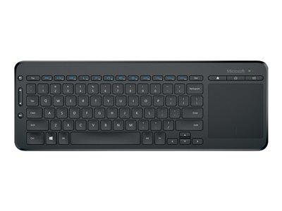 MS All-in-One Media Keyboard USB Port CZ, MS All-in-One Media Keyboard USB Port CZ, N9Z-00020