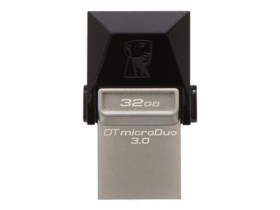 Kingston DataTraveler microDuo 32GB DTDUO3/32GB, DTDUO3/32GB