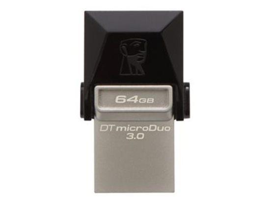 Kingston DataTraveler microDuo 64GB DTDUO3/64GB, DTDUO3/64GB