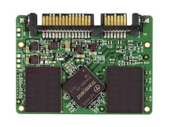 TRANSCEND, SSD/370Ser 128GB Half Slim SSD SATA3, TS128GHSD370