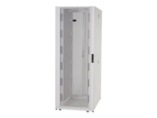 APC NetShelter SX 42U š x 800mm, h x 1070mm skříň s bočnicemi šedá RAL7035, AR3180G