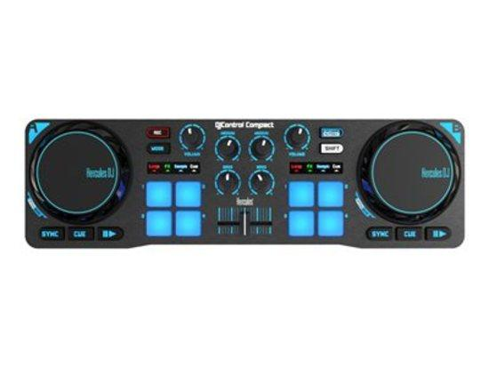 Thrustmaster Hercules mixážní pult DJ Compact
