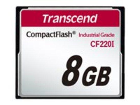Transcend CF220I 8GB Industrial TS8GCF220I