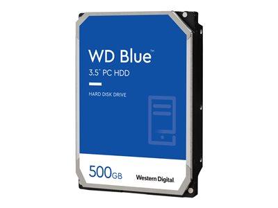 WD BLUE WD5000AZLX 500GB SATA/600 32MB cache 7200 ot. , WD5000AZLX