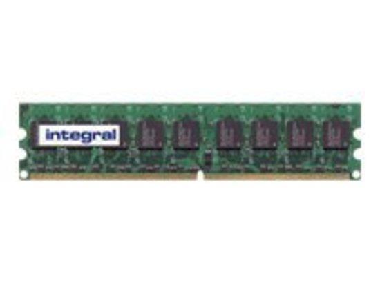 INTEGRAL 4GB 1600MHz DDR3 ECC CL11 R2 DIMM 1.5V, IN3T4GEABKX