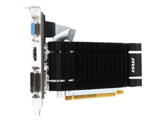 MSI N730K-2GD3H/LP, N730K-2GD3H/LP