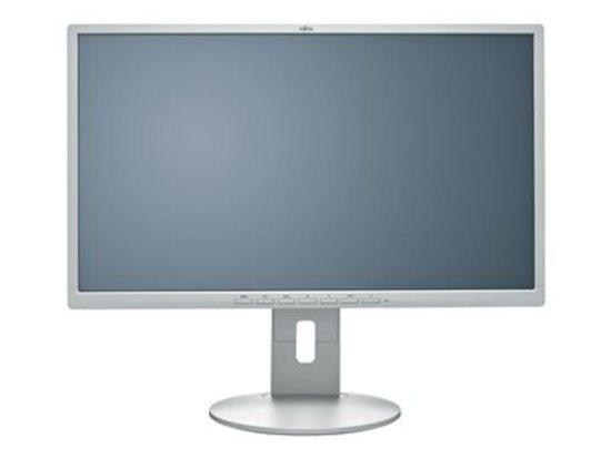 "Fujitsu 24´´ B24T-8-TE B-Line 23,8""(61 cm)/Wide LED/1920x1080/20M:1/5ms/250 cd/m2/DP/DVI/VGA/height adjust/EU cable/grey, S26361-K1577-V140"