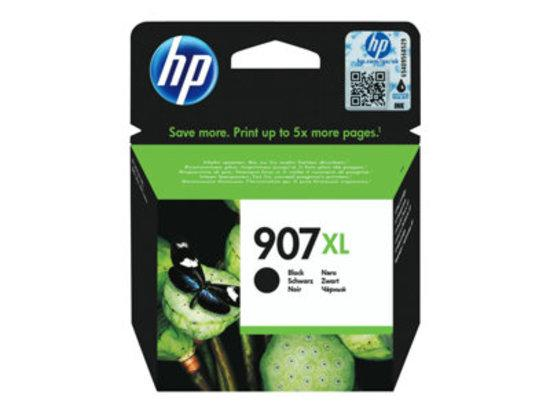T6M19AE, inkoustová cartridge pro OfficeJet Pro 6970, 6960 tiskárny, HP 907XL černá, 1,5tis. stran