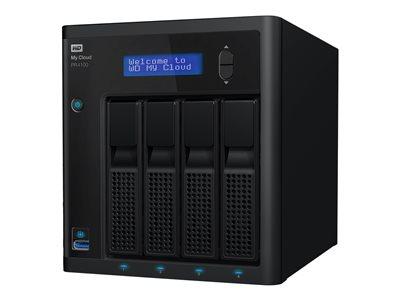 WD My Cloud Pro PR4100 WDBNFA0000NBK-EESN, WDBNFA0000NBK-EESN