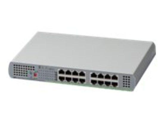 Allied Telesis 16xGB switch AT-GS910/16, AT-GS910/16-50