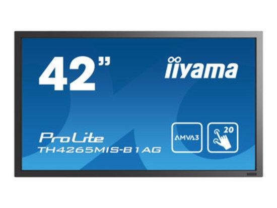 IIYAMA, TH4265MIS-B1AG 42 W LCD IR 20-Points, TH4265MIS-B1AG