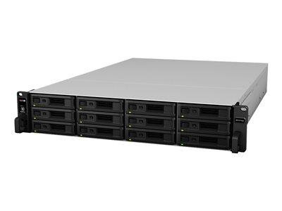 Synology Expanzní jednotka RX1217sas 12-bay, rack 2U, RX1217sas