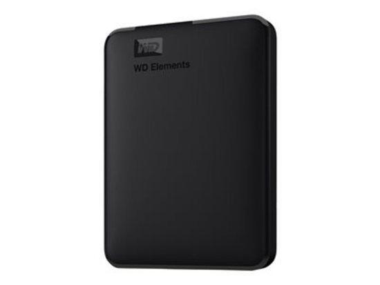 WD Elements Portable 750GB, WDBUZG7500ABK-WESN