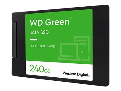 WD Green SSD 240GB, WDS240G2G0A