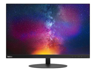 """LENOVO LCD ThinkVision T23d-10, 22.5"""" IPS LED 1920x1200,16:10,178/178,250cd/m2,1000:1,6ms,VGA,DP,HDMI,Pivot, 61C3MAT6EU"""