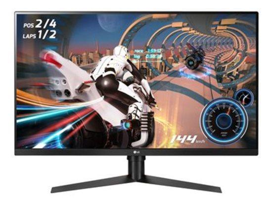 LG Monitor LCD 32GK650F-B 32``, 2560 x 1440, VA, HDMI, DP, 32GK650F-B