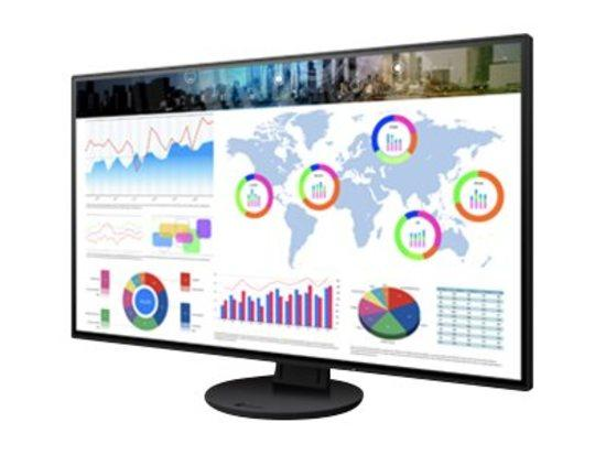 "32"" LED EIZO EV3285 - UHD,USB-C,DP,blk"