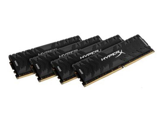 Kingston HyperX Predator 64GB 3200MHz DDR4 CL16 DIMM (Kit of 4) XMP