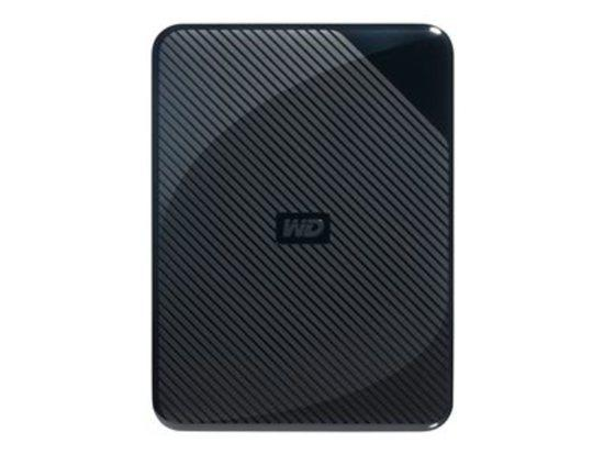 WD, HDD Gaming 2TB PlayStation 1U 7mm Black