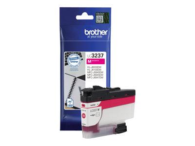 LC3237M Inkoust pro HL-J6000DW, MFC-J5945DW, MFC-J6945DW, MFC-J6947DW tiskárny, BROTHER magenta, LC3237M