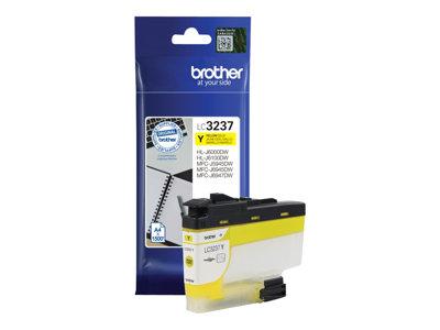 LC3237Y Inkoust pro HL-J6000DW, MFC-J5945DW, MFC-J6945DW, MFC-J6947DW tiskárny, BROTHER žlutá, LC3237Y