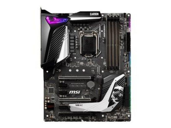 MSI MPG Z390 GAMING PRO CARBON, 4x DDR4 4400, 1X HDMI/DP,USB-C, ATX, Z390 GAMING PRO CARBON