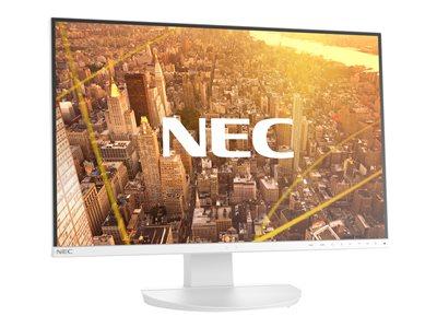 Monitor NEC EA231WU 22,5`` WUXGA, IPS, DVI/HDMI/DP/D-SUB, white, 60004782