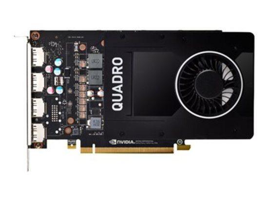 PNY Quadro P2200 5GB (160) 4xDP, VCQP2200-PB
