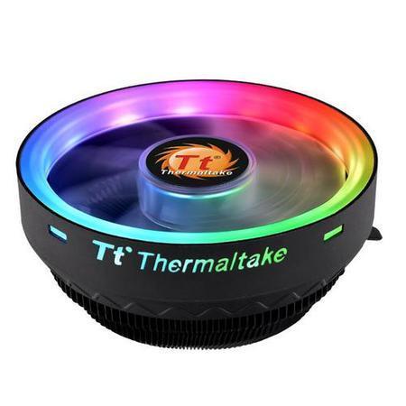 THERMALTAKE UX100 ARGB Lighting CPU Cooler, chladič procesoru do 65W, CL-P064-AL12SW-A