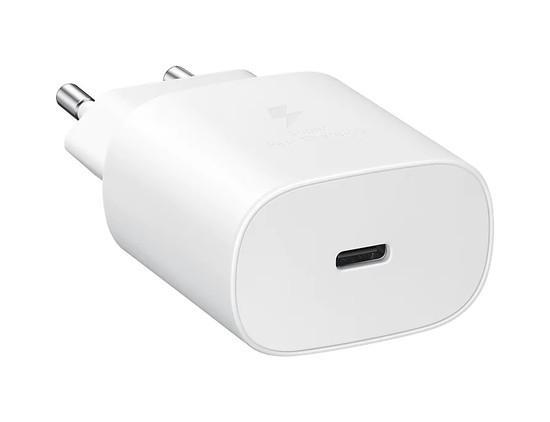 Samsung EP-TA800XW Ultra-Fast Charge 25W, White