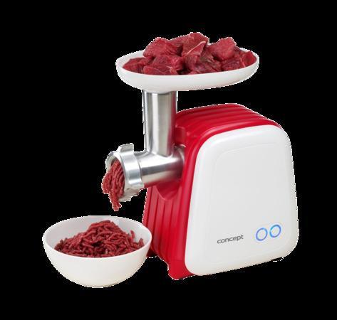 Concept MM4300 Mlýnek na maso s lisem na ovoce 1 500 W